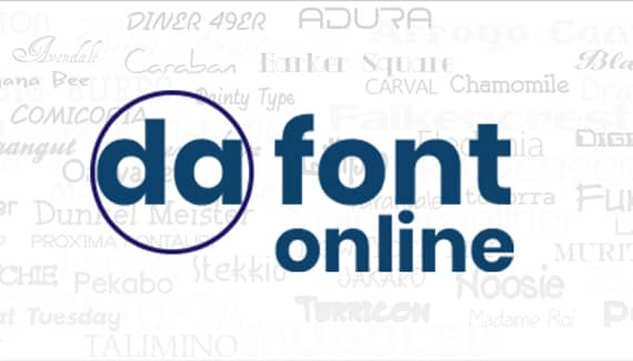 dafont online feature image