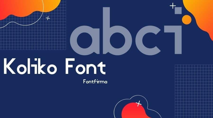 Koliko-font-Free-Download