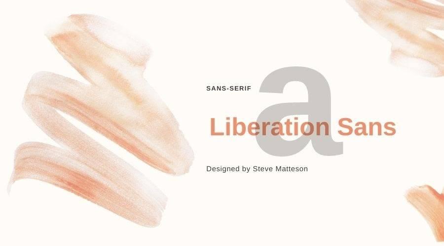 Liberation Sans Font Free Download