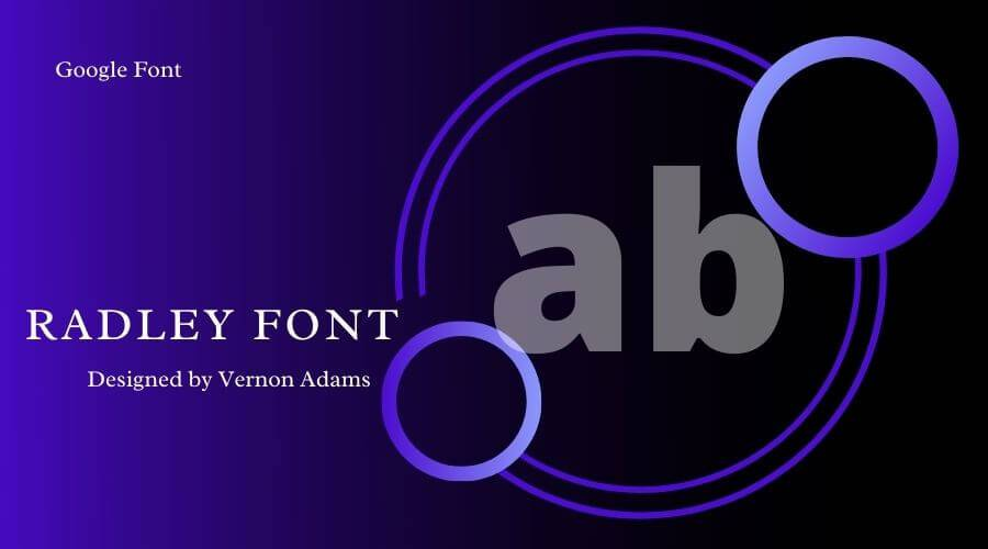 Radley Font Free Download