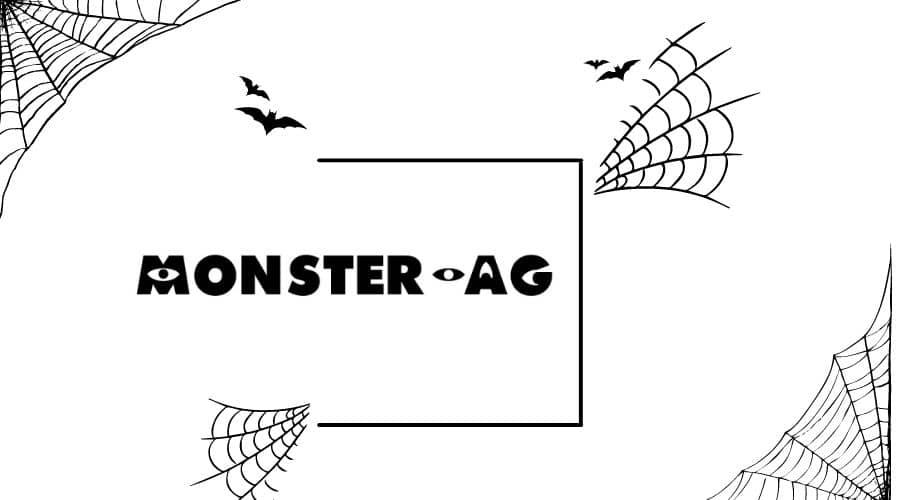 Monster AG font Download Free